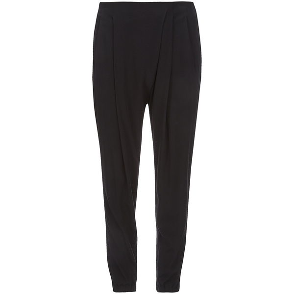 HUGO Women's Hadire Trousers - Black