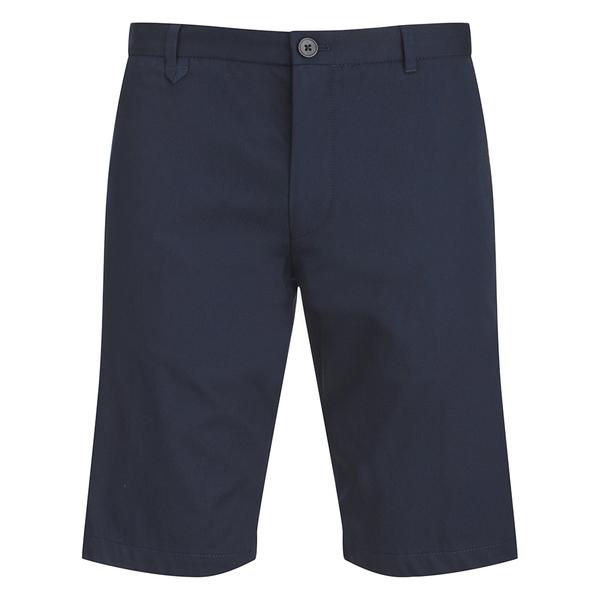 HUGO Men's Hano1 Tailored Shorts - Navy