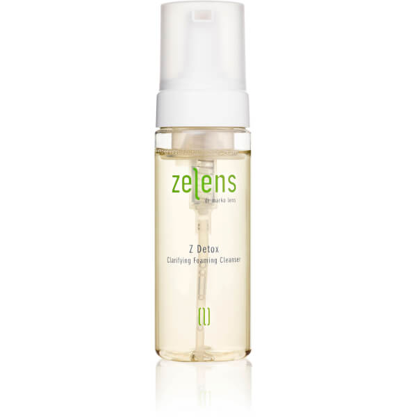 Zelens Z-Detox Clarifying Foaming Cleanser 150ml