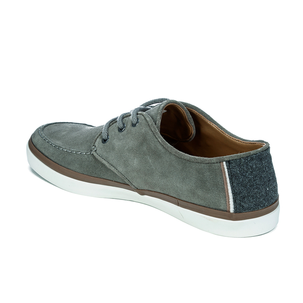 cff4f4abf1a2d4 Lacoste Men s Sevrin 2 LCR Suede Deck Shoes - Grey  Image 5