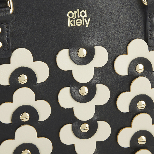 Orla Kiely Women S Jeanette Confetti Flower Tote Bag