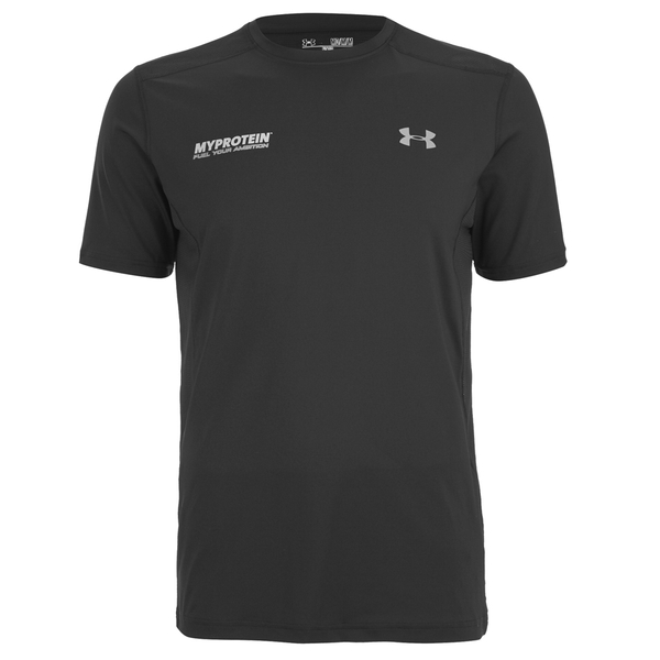 Under Armour Men's Raid T-Shirt - Black