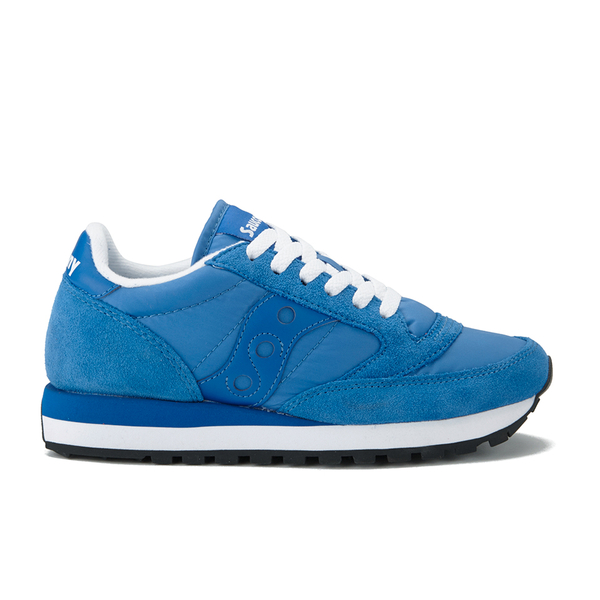 Saucony Women's Jazz Original Trainers - Blue