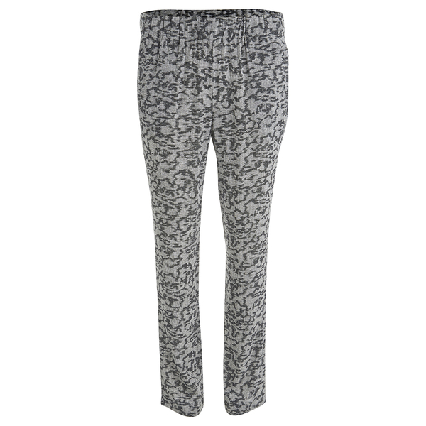 Carven Women's Printed Trousers - Multi