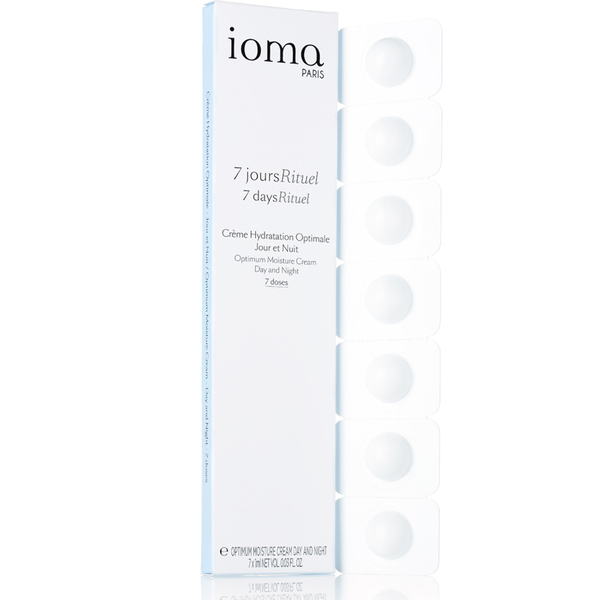 Ioma Tabs Optimum Moisture Cream 7x1ml (do Not Use Beauty Box)