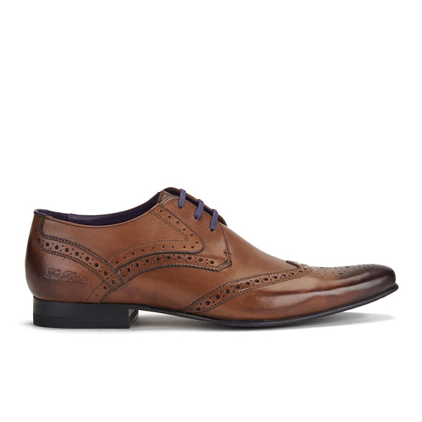 Ted Baker Men's Hann 2 Leather Brogues - Tan