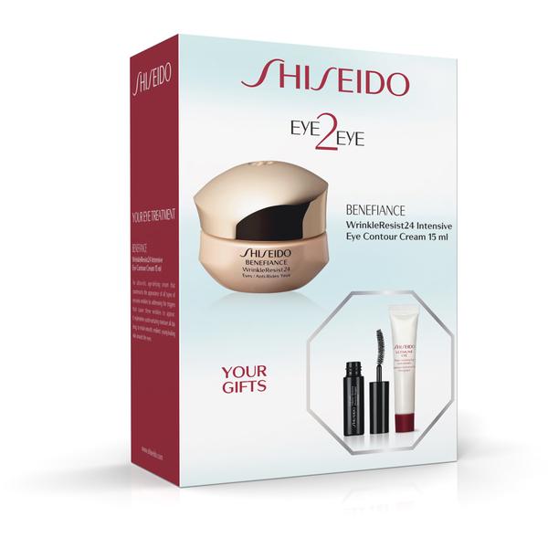 shiseido benefiance wrinkle resist 24 eye2eye set worth. Black Bedroom Furniture Sets. Home Design Ideas