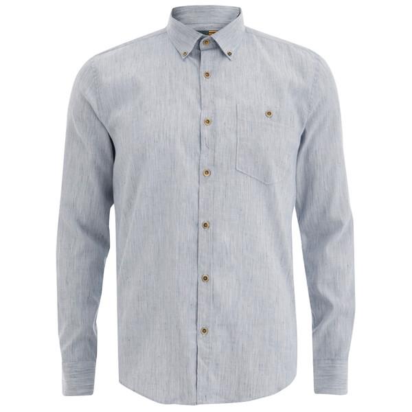 Barbour X Steve McQueen Men's Slater Shirt - Indigo