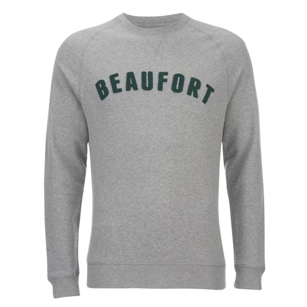 Barbour Men's Affiliate Crew Sweatshirt - Grey Marl