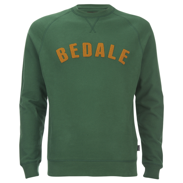 Barbour Men's Affiliate Crew Sweatshirt - Racing Green