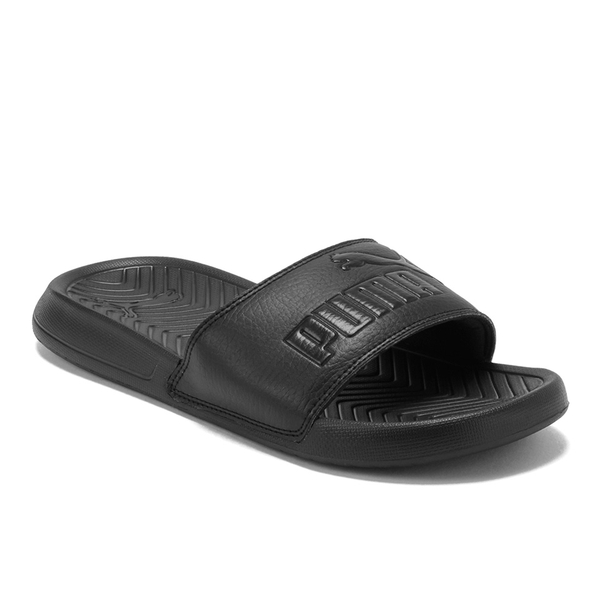 Puma Popcat Slide Sandals Black Image 3