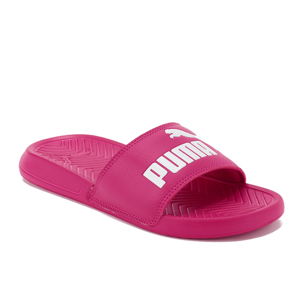 f21add8d03b7 Puma Women s Popcat Slide Sandals - Pink White  Image 3