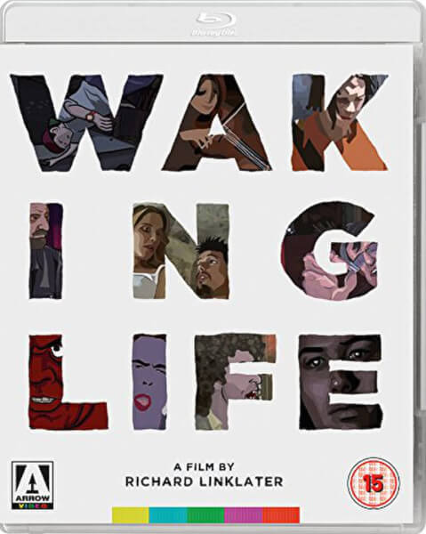 Waking Life - Dual Format (Includes DVD)