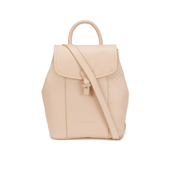 liebeskind women 39 s alissa backpack peach cream damen. Black Bedroom Furniture Sets. Home Design Ideas