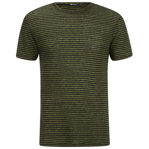 T by Alexander Wang Men's Short Sleeve T-Shirt - Black
