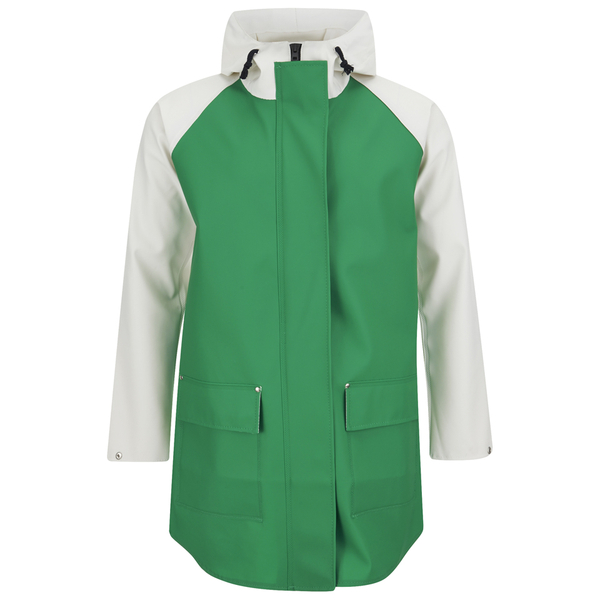 Elka Men's Thy Rain Jacket - Green/Birch