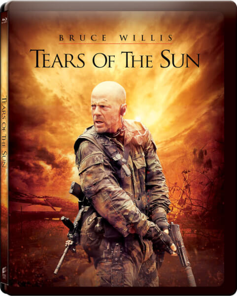 Tears of the Sun - Zavvi Exclusive Limited Edition Steelbook (Limited to 2000 Copies)