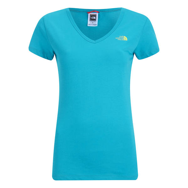 The North Face Women's Simple Dome T-Shirt - Bluebird