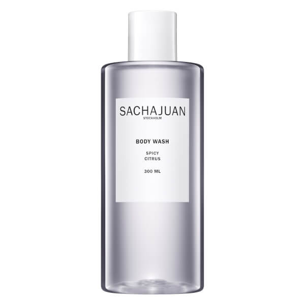 Sachajuan Body Wash 300ml - Spicy Citrus