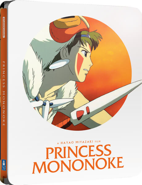 Princess Mononoke - Limited Edition Steelbook (Only 2000 Copies)