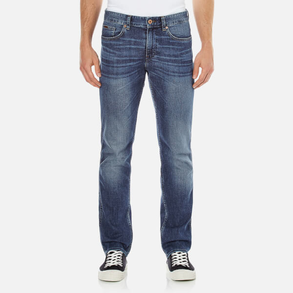 BOSS Green Men's C-Delaware Denim Jeans - Medium Blue