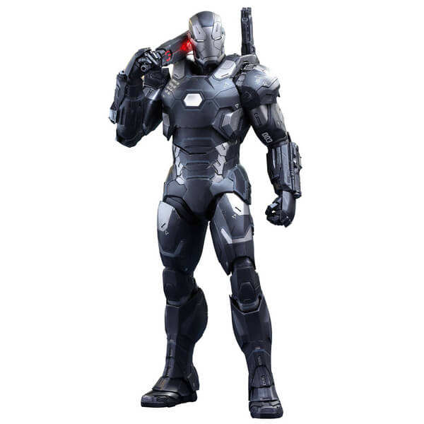 Hot Toys Marvel Captain America Civil War War Machine Mark III 12 Inch Figure