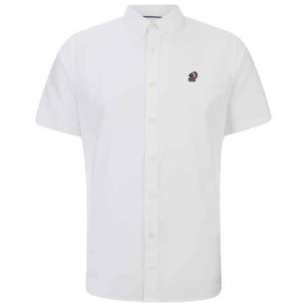 Penfield Men's Keystone Short Sleeve Shirt - White