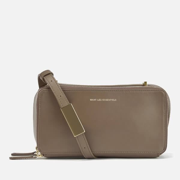WANT LES ESSENTIELS Women's Demiranda Shoulder Bag - Mocha