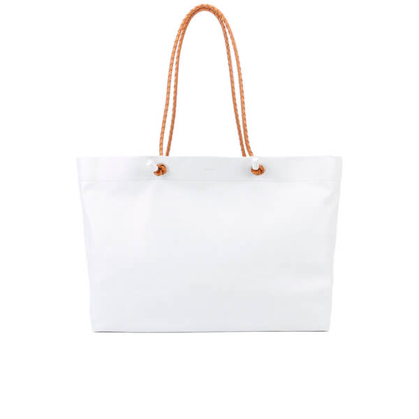 Paul Smith Accessories Women's Paper Tote Bag - White