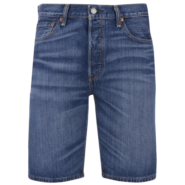 Levi's Men's 501 Hemmed Shorts - Torreon