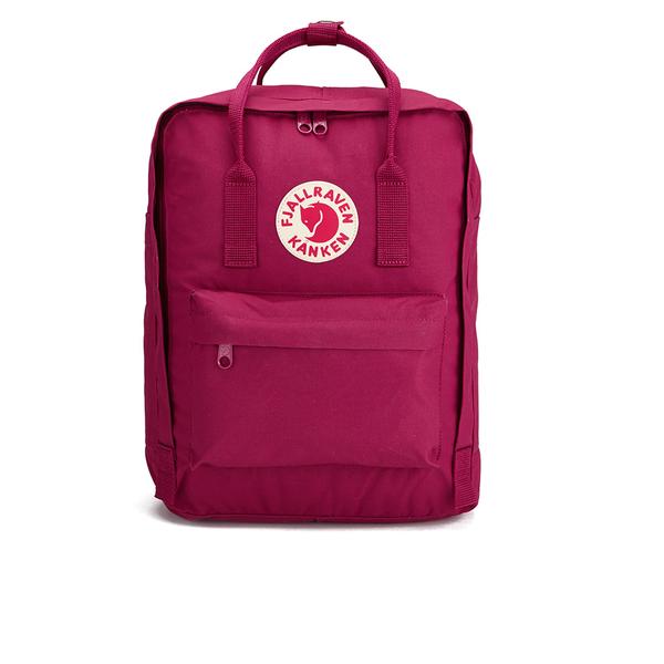Fjallraven Fjallraven Kanken Backpack - Plum