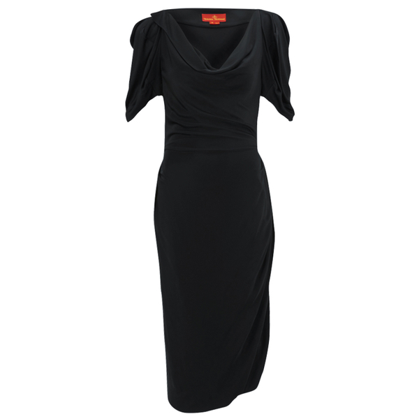 Vivienne Westwood Red Label Women's Animal Amber Evening Dress - Black