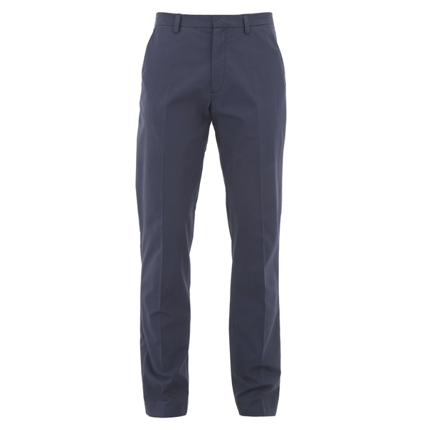 Folk Men's Summer Weight Pants - Bright Navy