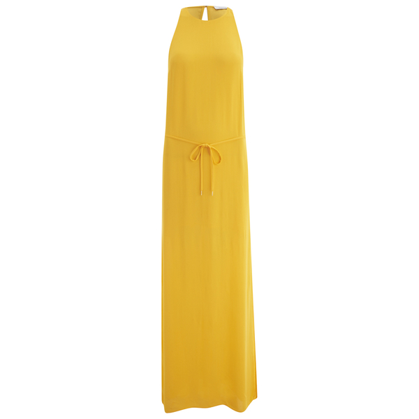 Samsoe & Samsoe Women's Edda Long Dress - Gold Fusion