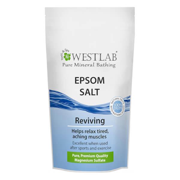 Sal de Epsom de Westlab 500 g