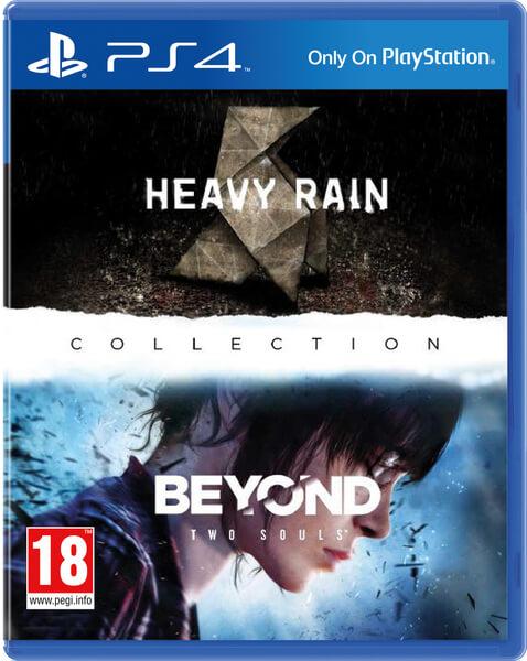 """Résultat de recherche d'images pour """"heavy rain collection ps4 cover"""""""