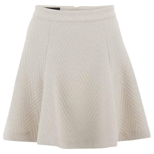 Designers Remix Women's Sigga Skirt - Nude