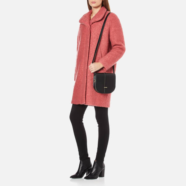 The Cambridge Satchel Company Women's Saddle Bag - Black Clothing ...