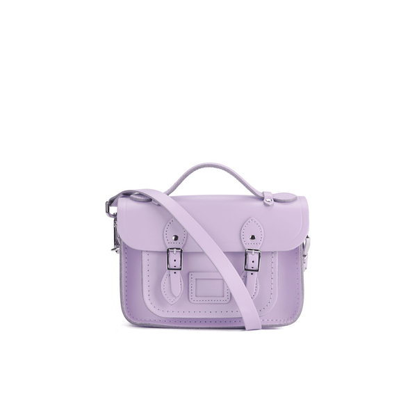 The Cambridge Satchel Company Women's Mini Magnetic Satchel - Freesia Purple