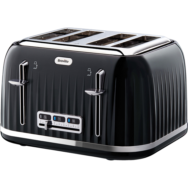 Breville VTT476 Impressions Collection Toaster - Black