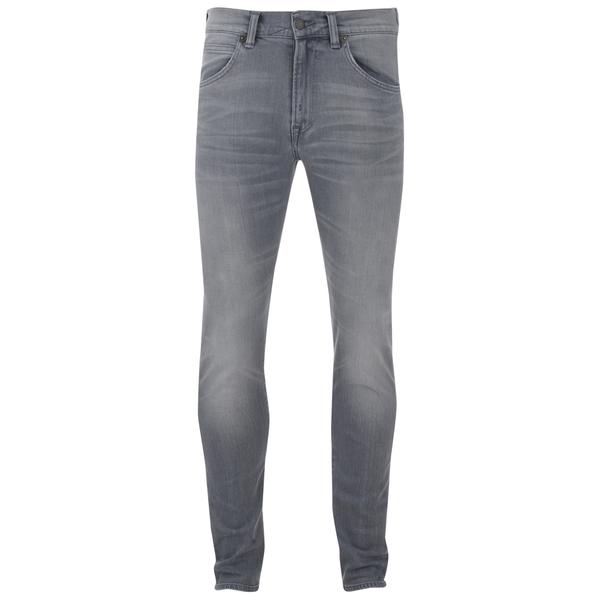 Edwin Men's ED85 Slim Tapered Denim Jeans - Light Trip Used