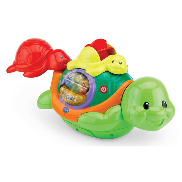 Vtech Baby Safe Turtle Bath Thermometer