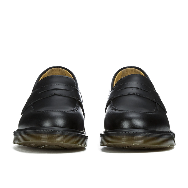 193778f9cd8 Dr. Martens Women s Addy Loafers - Black Smooth  Image 4