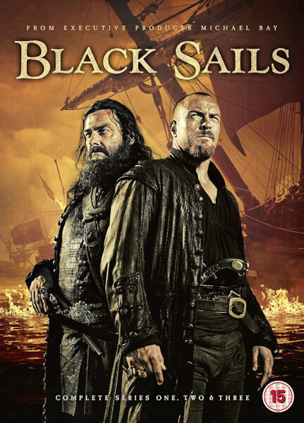 Black Sails - Series 1-3