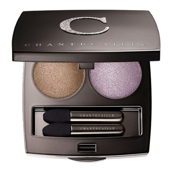 Chantecaille Le Chrome Luxe Eye Duo : Gardens Of Marrakech