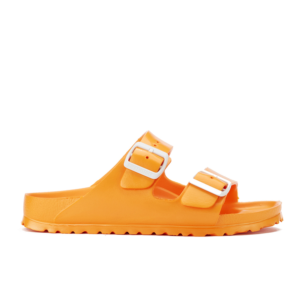 Birkenstock Women's Arizona Slim Fit Double Strap Sandals - Neon Orange