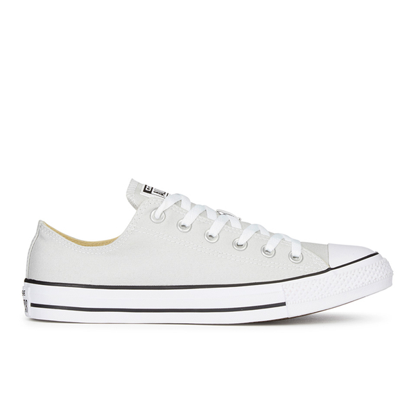 Converse CHUCK TAYLOR ALL STAR LIFT - Trainers - mouse/white/black P3RSR5WNML