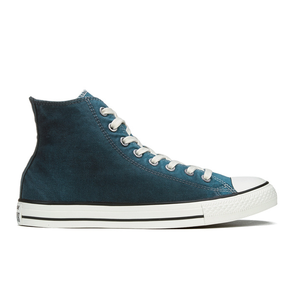 Converse Men's Chuck Taylor All Star Sunset Wash Hi-Top Trainers - Seaside Blue/Steel Can