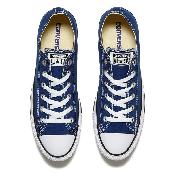 1c3befd3ab70 Converse Unisex Chuck Taylor All Star Ox Trainers - Roadtrip Blue  White Black
