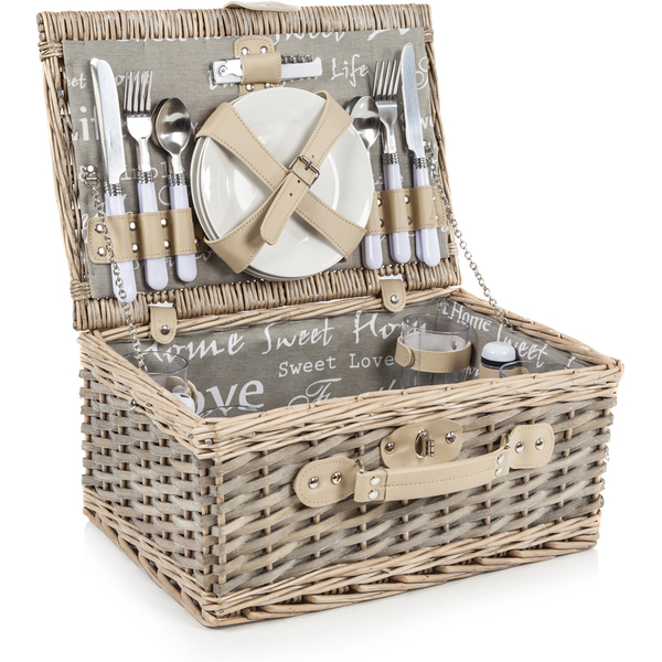 Coast Country Cc10004 4 Person Picnic Hamper Image 1